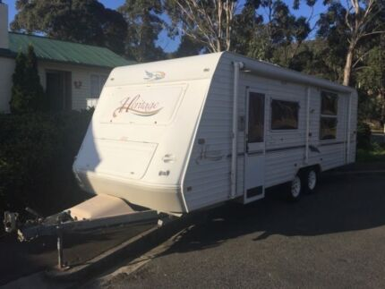 Jayco Heritage 25ft Caravan