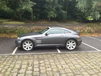 Chrysler crossfire 3.2 automatic rwd 350z mx5 roadster