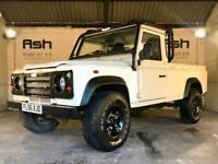 2006 Land Rover Defender 110 Td5 Pick Up 4X4 OFF ROAD 2.5, PX SWAP