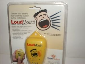 Loudmouth Monitor