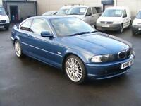 BMW 3 SERIES 323CI