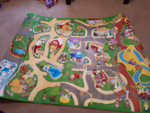 Kids play carpet