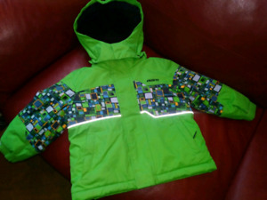 Toddler size 3T GUSTI WINTER JACKET VERY WARM