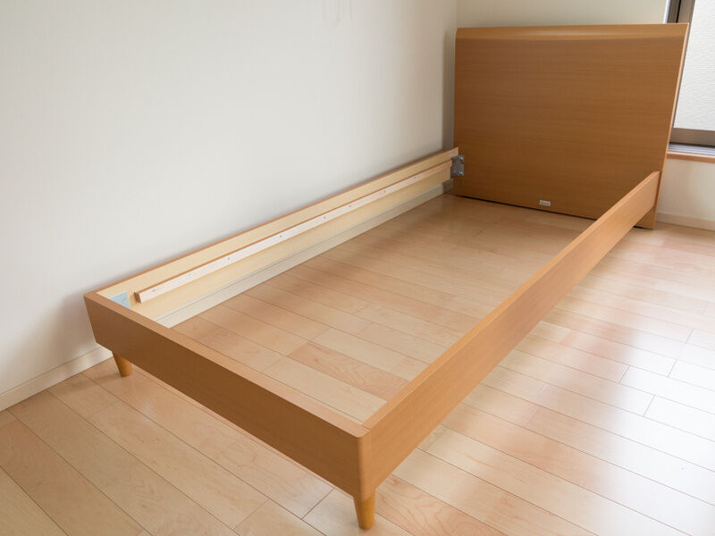 is a bed frame necessary