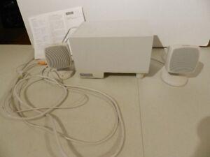 Multimedia Computer Speaker System