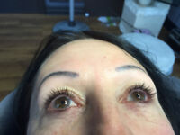 Lash lift & tint weekly promo! BOOK NOW LIMITED TIME!