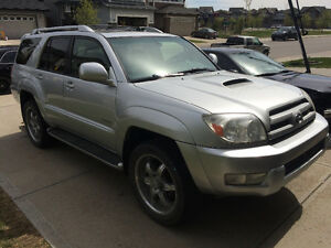 2003 Toyota 4Runner Limited V8 SUV, Crossover