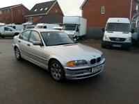 BMW 318 1.9 i SE 4 DOOR - 1999 T-REG - 9 MONTHS MOT