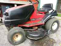 Riding mower (sold)