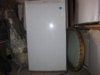 fridge to