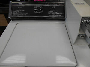 Commercial washer and dryer with coin slots set