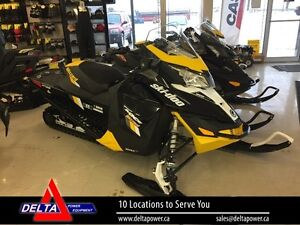 2017 Ski-Doo MXZ Blizzard 1200 Cross Country Snowm