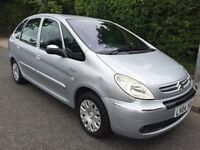 CITROEN XSARA PICASSO DESIRE2 HDI STARTS AND DRIVES PERFECT 12 MONTHS MOT