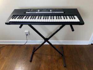 Yamaha keyboard-PSR-E243
