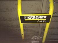 Karcher petrol power wash.