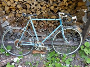 Raleigh technium bike.