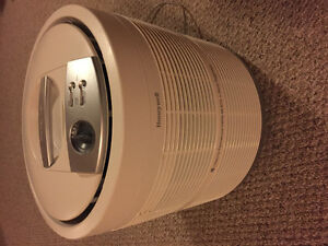 Honeywell air purifer
