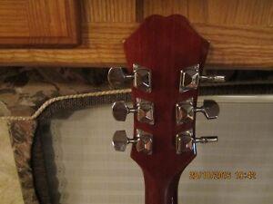 An Epiphone Guitar Cornwall Ontario image 4