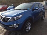 2011 Kia Sportage 1.7 CRDi ISG2