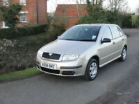 2006 SKODA FABIA 1.2 HTP CLASSIC (air con) - IN GOOD CONDITION - P/X TO CLEAR -