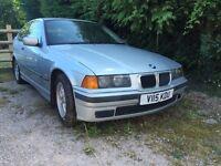 1999 BMW 316ti Compact Silver