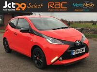 2014 64 TOYOTA AYGO 1.0 VVT-I X-CITE LOADS OF SPECIFICATION(ONE OWNER FROM NEW)