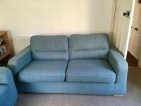 Sofa pair