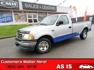 2001 Ford F-150   AS TRADED *UNCERTIFIED*