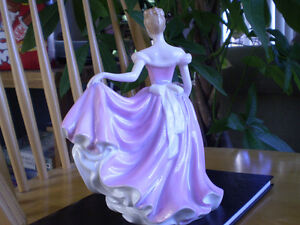 "Royal Doulton Figurine ""Rachel"" HN3976 - Figure of the Year 2000 Kitchener / Waterloo Kitchener Area image 4"