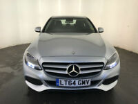 2014 64 MERCEDES BENZ C220 SE EXECUTIVE BLUETEC 1 OWNER SERVICE HISTORY FINANCE