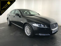 2013 63 JAGUAR XF SE BUSINESS DIESEL AUTOMATIC 1 OWNER SERVICE HISTORY FINANCE