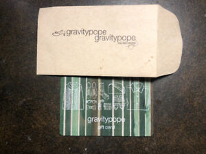 $430 GravityPope gift card