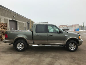 2003 Ford F-150 SuperCrew KingRanch Pickup Truck