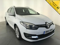 2014 RENAULT MEGANE EXPRESSION + ENERGY DCI 1 OWNER SERVICE HISTORY FINANCE PX