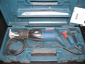 Bosch RS5 Sawzall with case