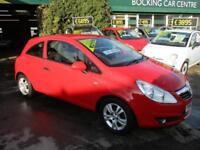 Vauxhall/Opel Corsa 1.2i 16v ( 85ps ) ( a/c ) 2011 Energy 45000MLS EXCELLENT,