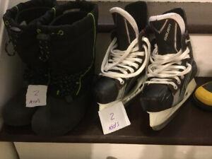 Skate size 2