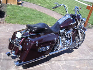Beautiful Road King for an Ultra Classic