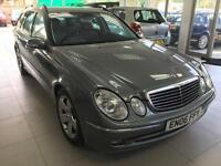 2006 Mercedes-Benz E350 3.5 7G-Tronic Avantgarde Full Mercedes History Long Mot