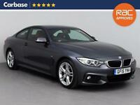 2015 BMW 4 SERIES 428i M Sport 2dr Auto [Professional Media] Coupe