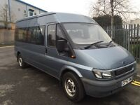 Ford transit mini bus