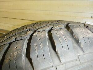 "Pair of General Altimax Arctic Winter Tires 16"""