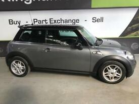 2009 09 MINI HATCH COOPER 1.6 COOPER S 3D 172 BHP