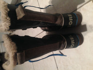 Sorel Joan Of Arctic Boots With Fur