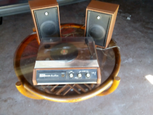 Vintage JVC record player Camp Hill Brisbane South East Preview