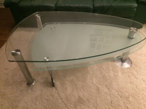 Structube coffee table for sale!