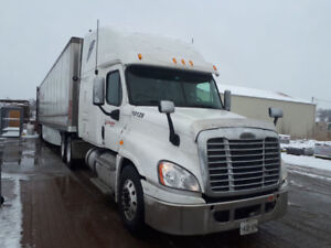 Lease Transfer of 2012 Freightliner Cascadia