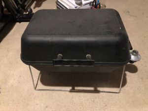 Camping portable propane bbq