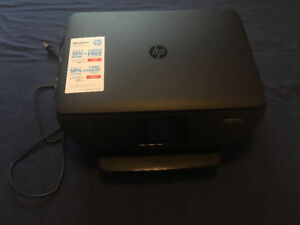 All-in-one wireless home printer/scanner/copier- Like New