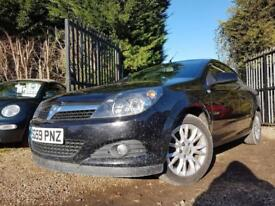 Vauxhall Astra 1.6 Twin Top Sports Coupe Cabriolet, Low Mileage, Service History